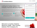 Cardiac Diabetic Products Franchise