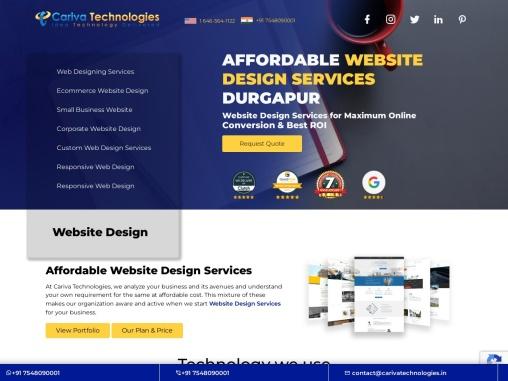 Affordable Website Design Services Durgapur