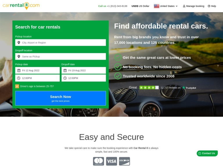 Car Rental 8 screenshot