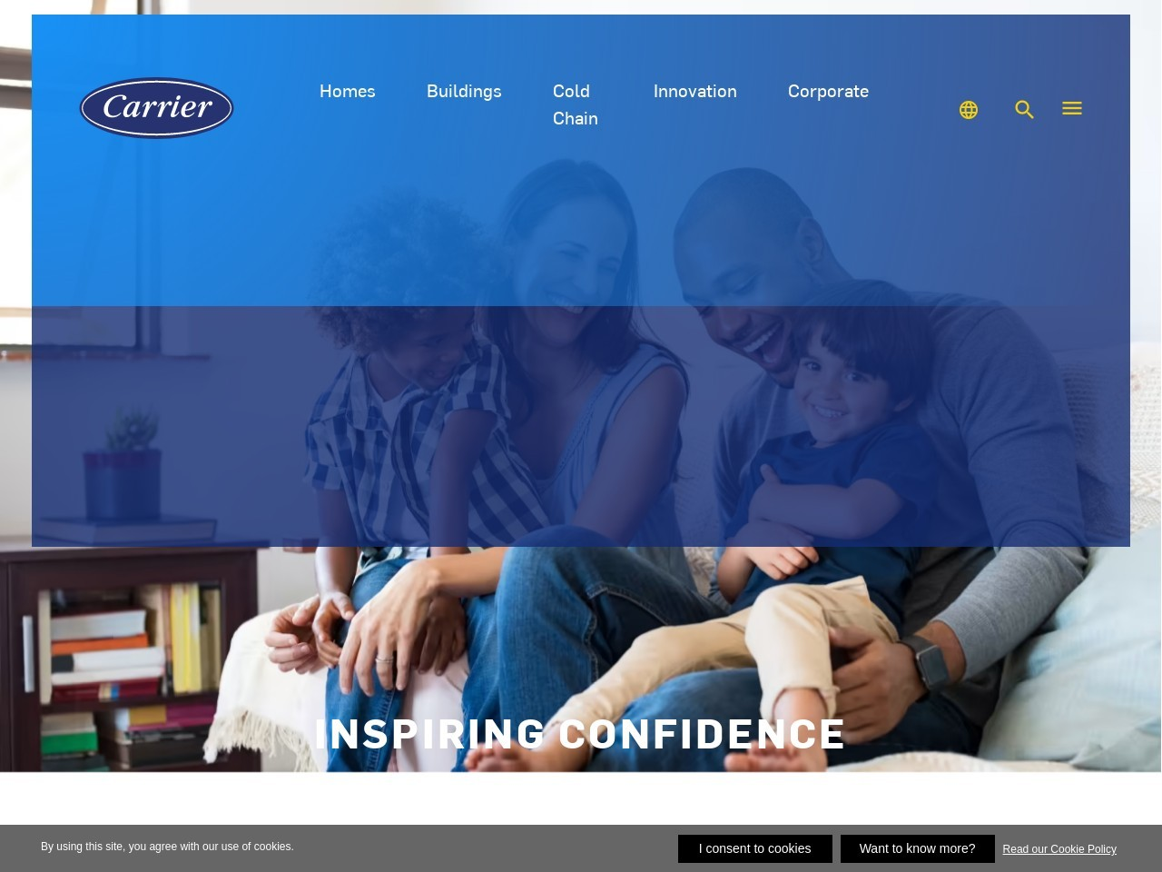 Sustainability And Green HVAC System – Carrier Building Solutions India