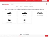 New Cars, Used Cars and Service Centers in UAE by brands and reviews