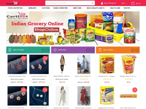 Largest and Secure Online Shopping Store | Cartloot
