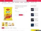 Buy Maggi Masala Instant Noodles Vegetarian Online | Cartloot