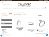 Engagement rings in Pittsburgh   Casa D'Oro