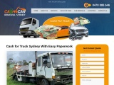 Easy way to earn top cash for truck