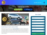 Cash For Cars Enfield – Sell My Used Car