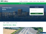 Cash For Cars | Sell Cars | Buy Junk Cars