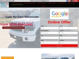 Cash for Cars Vancouver in Edmonton