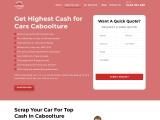 scrap car removal cabooolture Australia