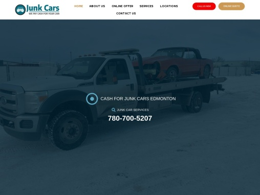 Cash For Junk Cars – Top Dollar Paid