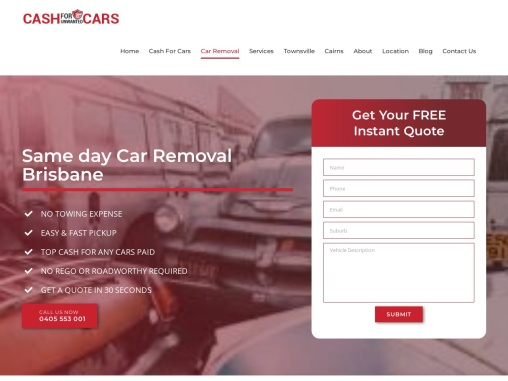 Best Brisbane company for Scrap Car Removal