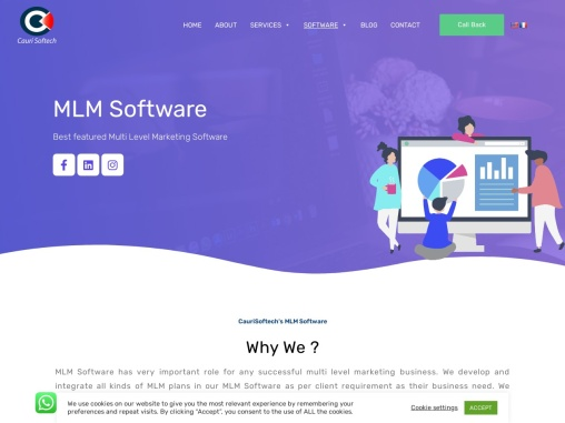 MLM Software Company In Jaipur