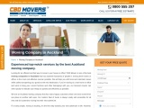 Best moving companies in Auckland | CBD Movers