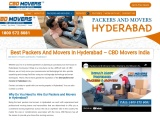 Best Packers and Movers in Hyderabad, India