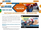 Leading Packers and Movers in Noida