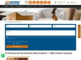 Parramatta Removalists & Removals Services