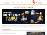 Supply chain finance solution provider | order management