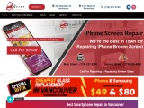 Cell phone repair Services in Vancouver