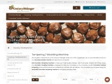 Chocolate Moulding Equipment | Chocolate Moulding Machine