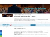 Become A Partner Under Capricorn CA Channel Program