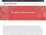 ISO 14001 Certification: Steps in the certification process