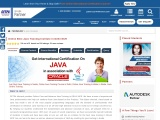 CETPA Provide JAVA Training | 100% Placement