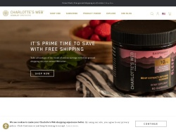 Charlotte's Web screenshot