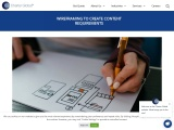 Wireframing to Create Content Requirements