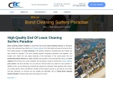 Cheap Bond Cleaning In Surfers Paradise