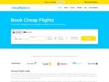 Book Cheap Flights Tickets Online