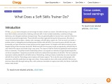 What Does a Soft Skills Trainer Do?