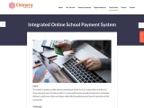 Integrated Online School Payment System