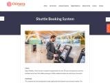 Kiosk Application for Transportation Booking System