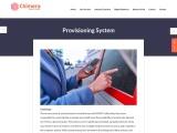 Provisioning Management System for Enterprises