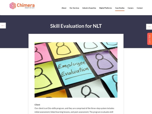 Skill Evalution for Numeracy Literacy Tests