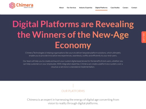 Cryptocurrency Wallet Development Company – Chimera Technologies