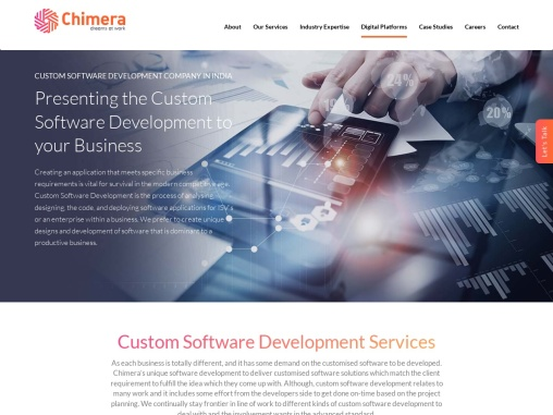 Custom Software Development Company in Bangalore India