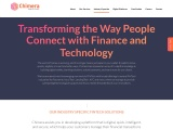 Fintech Software Development Company – Chimera Technologies