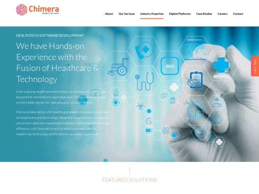 Healthcare Software App Development Company in Bangalore India