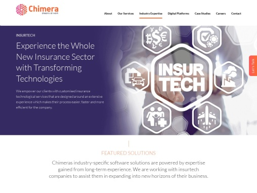 Insurance Software Development Solutions