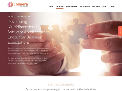 Architecture Consulting – Software Architecture Consulting
