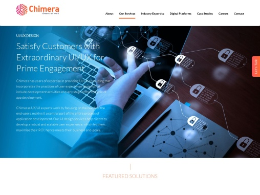 UI/UX Design Consulting Services Company