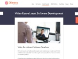 Video Recruitment Software Development
