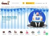 Best Cakes & Desserts in Chennai – Chocomans – We Bake Memories