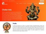 Cholan Arts| Medley of innately crafted Panchaloha idols / The Lost Wax Technique of Casting