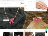 Buy Gold and Diamond Jewellery online at Chordia Jewels
