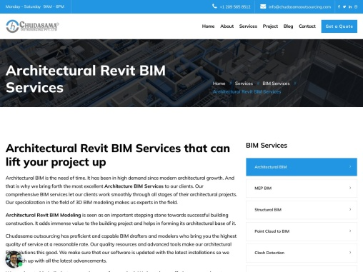 Architectural 3D BIM Modeling Services   3D BIM Models Services
