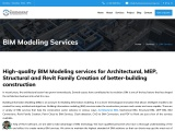 Outsource BIM Modeling Services | Best BIM Models Services – Chudasama Outsourcing