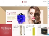 Professional Hair Care Products Manufacturer