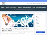 Clinical Research Courses: Improving the health and wealth of the nation